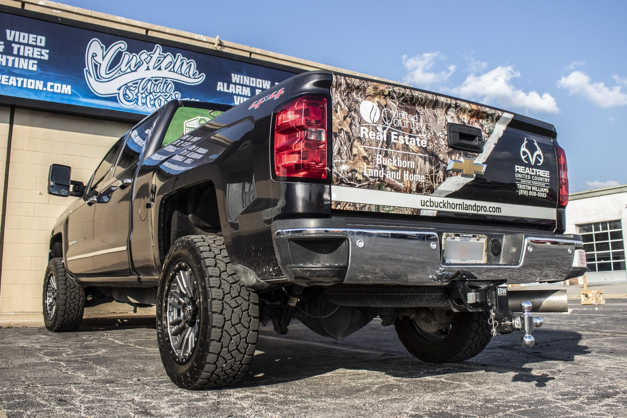 Tailgate Graphics Graphic Wrap Truck Wrap